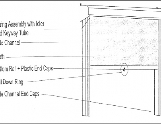 External Awnings National Blind Suppliers